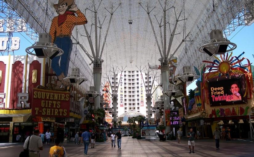 Scrapbook din tur til Las Vegas