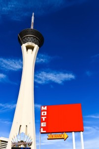 The Stratosphere Hotel