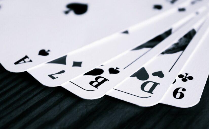 Poker i Las Vegas skal bare prøves